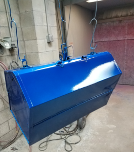 Powder Coated Toolbox